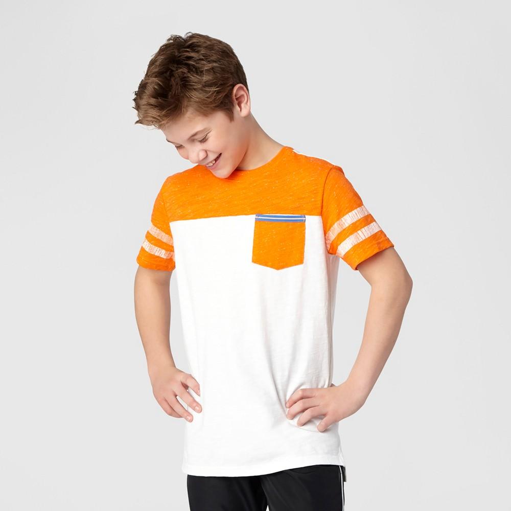Boys T-Shirt - Cat & Jack Campanula White Xxl