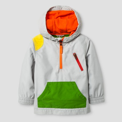 Baby Boys' Fashion Jacket Genuine Kids™ from OshKosh® Silver Foil 12M
