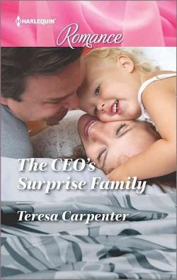 CEO's Surprise Family (Paperback) (Teresa Carpenter)