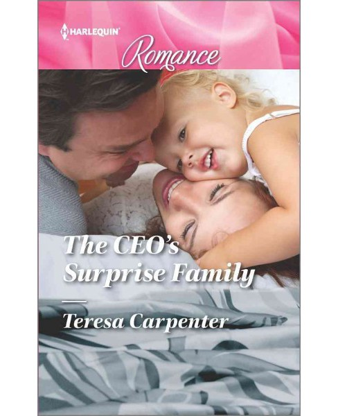 CEO's Surprise Family (Paperback) (Teresa Carpenter) - image 1 of 1