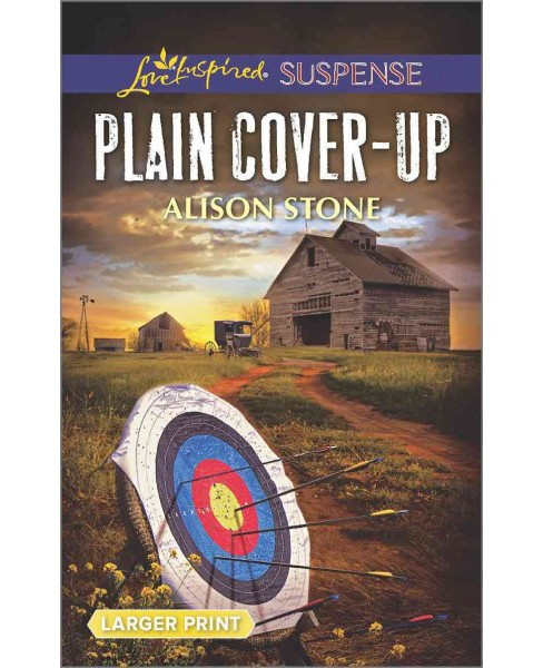 Plain Cover-Up (Paperback) (Alison Stone) - image 1 of 1