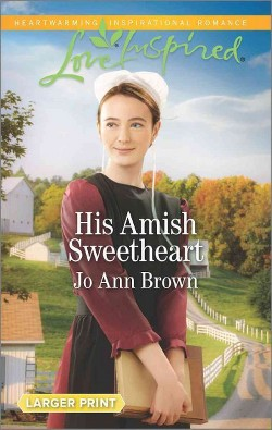 His Amish Sweetheart (Paperback) (Jo Ann Brown)