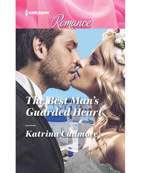 Best Man's Guarded Heart (Paperback) (Katrina Cudmore) - image 1 of 1