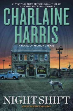 Night Shift (Hardcover) (Charlaine Harris)