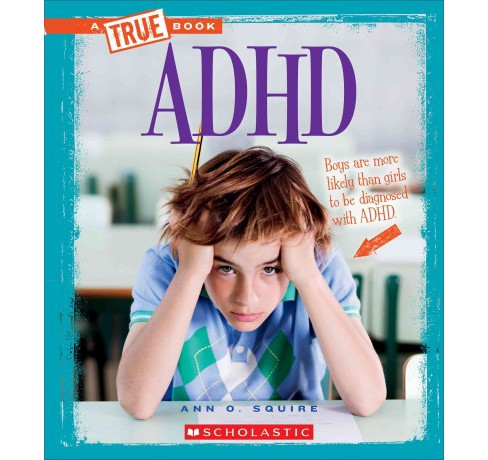 ADHD (Library) (Ann O. Squire) - image 1 of 1