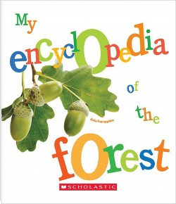 My Encyclopedia of the Forest (Library) (Alain Pontoppidan)