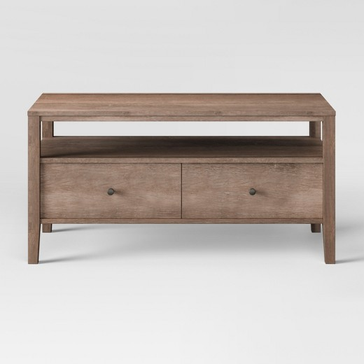Staten coffee table rustic target for 10 spring street console table