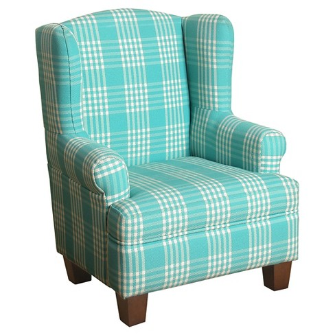 Anderson Juvenile Wingback Chair HomePop - image 1 of 3