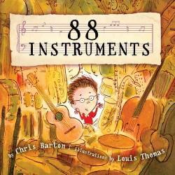 88 Instruments (Library) (Chris Barton)