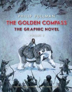 Golden Compass 2 (Library) (Philip Pullman)