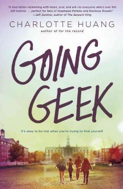 Going Geek (Hardcover) (Charlotte Huang)