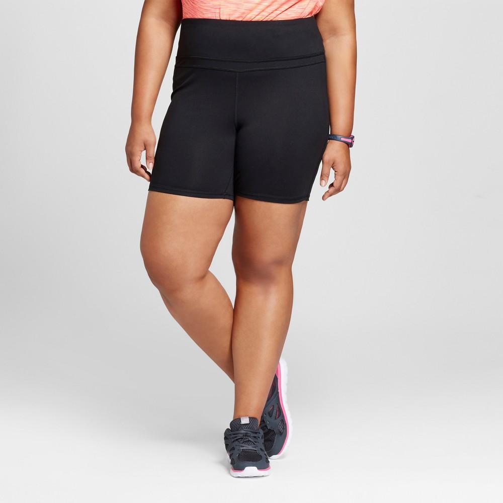 Womens Plus-Size Freedom Bermuda - C9 Champion Black 1X
