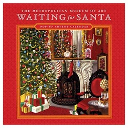 Waiting for Santa Pop-Up Advent Calendar (Paperback)