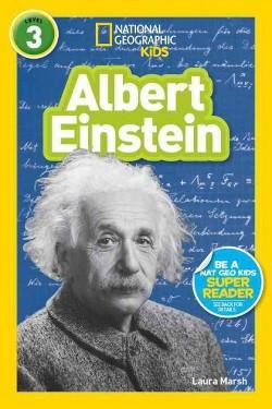 Albert Einstein (Library) (Libby Romero)