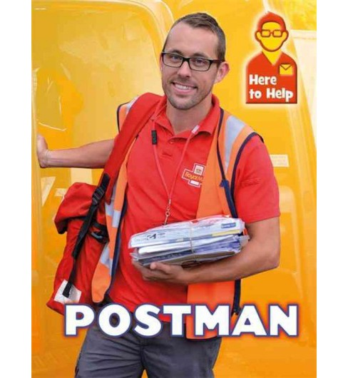 Postman (Hardcover) (Hannah Phillips) - image 1 of 1