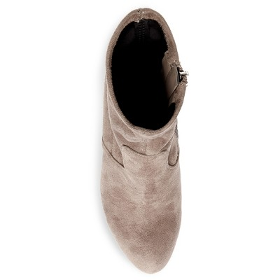 Women's Thelma Sock Booties - Taupe (Brown) 11