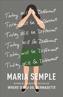 Today Will Be Different (Unabridged) (CD/Spoken Word) (Maria Semple)