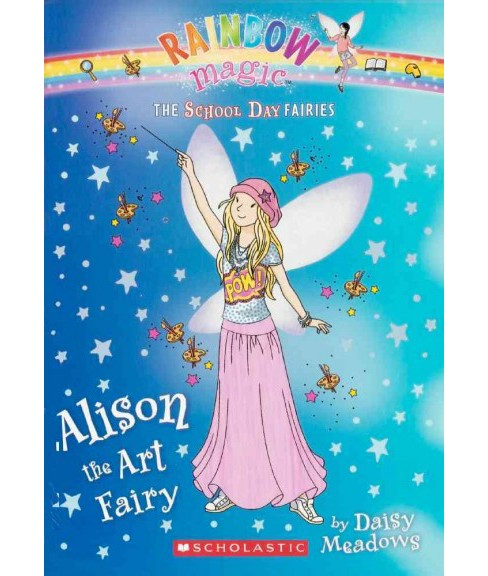 Alison the Art Fairy (Reprint) (Prebind) (Daisy Meadows) - image 1 of 1