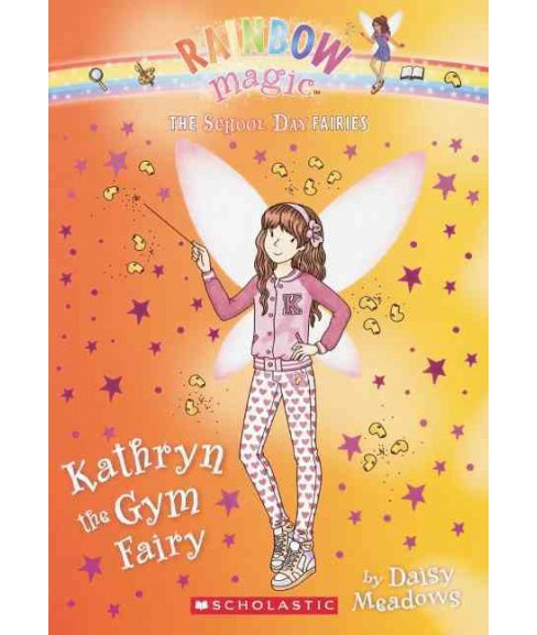 Kathryn the Gym Fairy (Reprint) (Prebind) (Daisy Meadows) - image 1 of 1