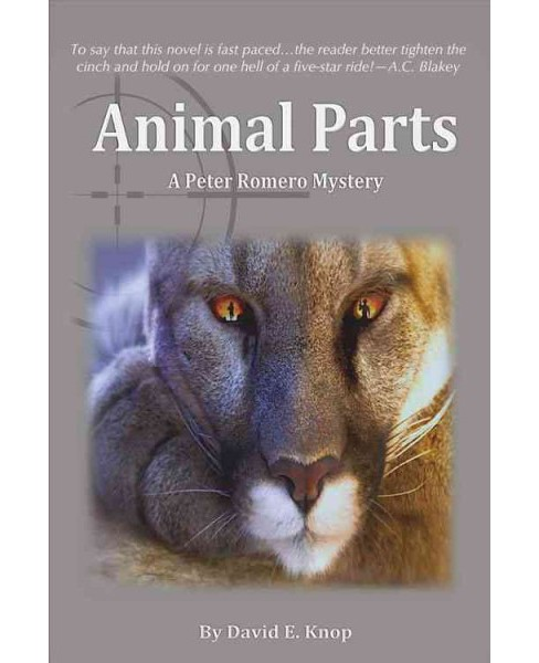 Animal Parts (Paperback) (David E. Knop) - image 1 of 1