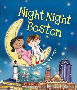 Night-night Boston (Hardcover) (Katherine Sully)