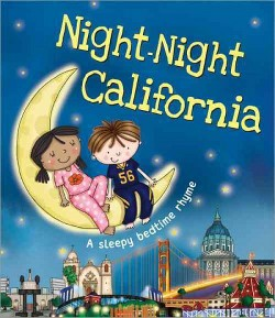 Night-Night California (Hardcover) (Katherine Sully)