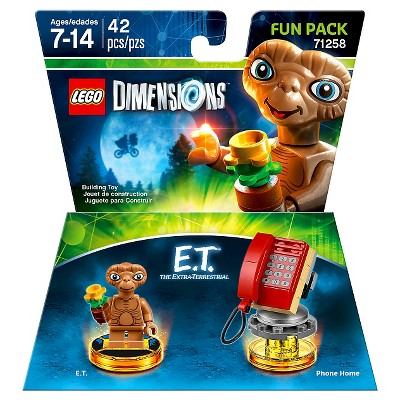 LEGO Dimensions - E.T. The Extra-Terrestrial Fun Pack
