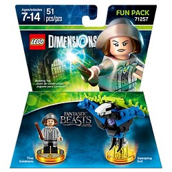 LEGO Dimensions - Fantastic Beasts and Where to Find Them - Tina Fun Pack