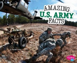 Amazing Army Facts (Library) (Mandy R. Marx)