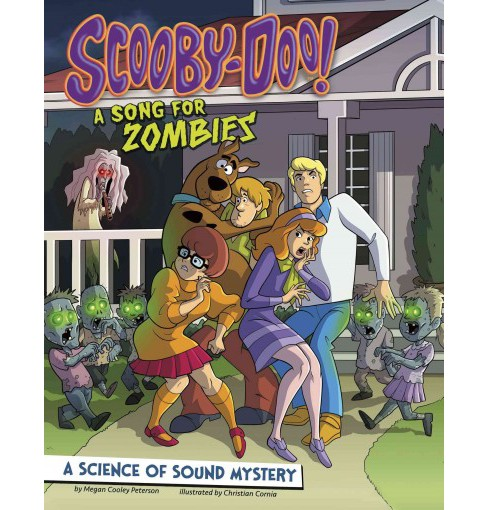 Song for Zombies : A Science of Sound Mystery (Library) (Megan Cooley Peterson) - image 1 of 1