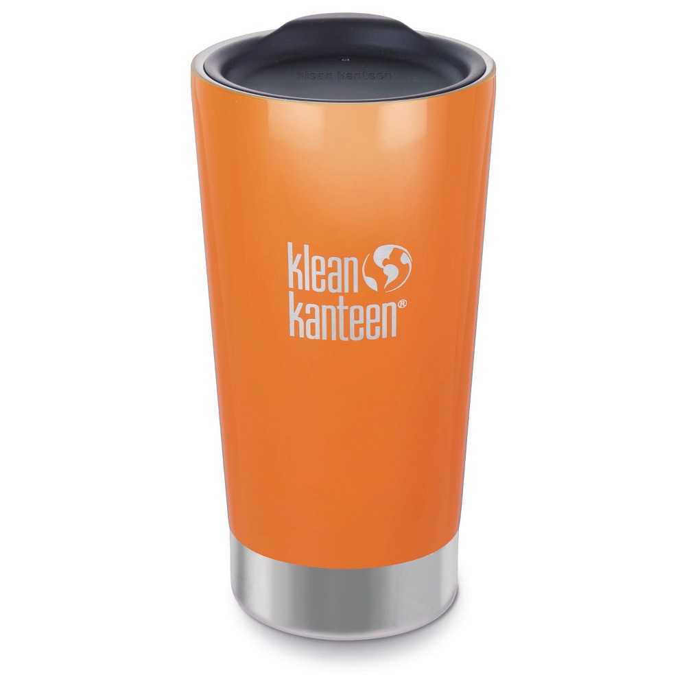 Klean Kanteen 16oz Vacuum Insulated Tumbler with Lid - Ca...