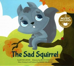 Sad Squirrel (Library) (Jenna Laffin)