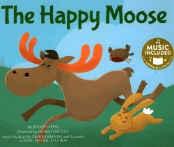 Happy Moose (Library) (Jenna Laffin)