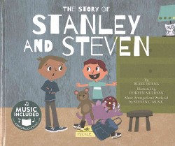 Story of Stanley and Steven (Library) (Blake Hoena)