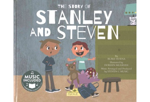 Story of Stanley and Steven (Library) (Blake Hoena) - image 1 of 1