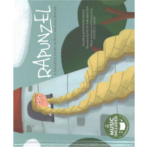 Rapunzel : A Favorite Story in Rhythm and Rhyme (Library) - image 1 of 1