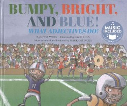 Bumpy, Bright, and Blue : What Adjectives Do! (Library) (Linda Ayers)