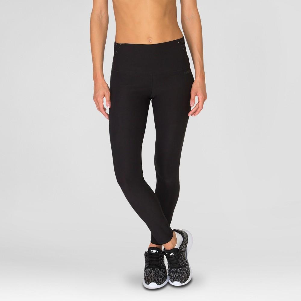 Women's Printed Leggings - Gray L - Rbx