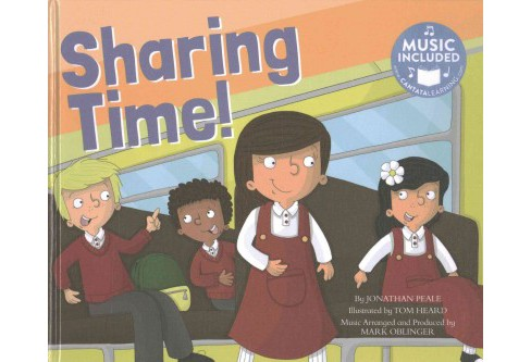 Sharing Time! (Library) (Jonathan Peale) - image 1 of 1