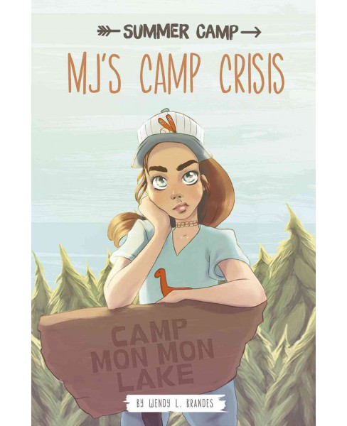 MJ's Camp Crisis (Library) (Wendy L. Brandes) - image 1 of 1