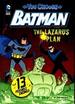 Lazarus Plan (Library) (John Sazaklis)