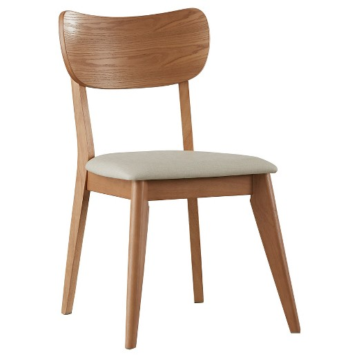 parker mid century dining chair (set of 2) - inspire q : target