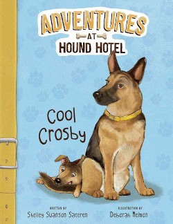 Cool Crosby (Library) (Shelley Swanson Sateren)