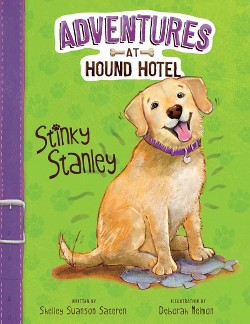 Stinky Stanley (Library) (Shelley Swanson Sateren)