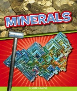 Minerals (Library) (Roberta Baxter)