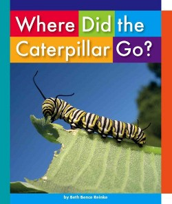 Where Did the Caterpillar Go? (Library) (Beth Bence Reinke)