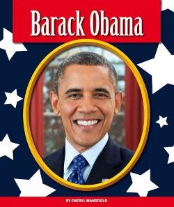 Barack Obama (Library) (Cheryl Mansfield)