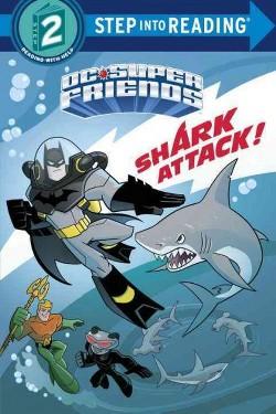 Shark Attack! (Library) (Billy Wrecks)