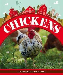 Chickens (Library) (Cynthia Amoroso)