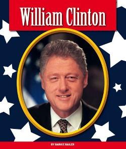 William Clinton (Library) (Darice Bailer)